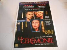 Jacqueline Bisset, Isabelle Huppert - La Ceremonie Video Poster
