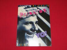 1988 Schwinn Predator YO freestyle bmx catalog brochure pamphlet freeform bike