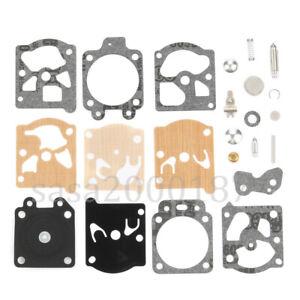 Carb Rebuild Kit For WALBRO K10-WAT K10WAT K20-WAT K20WAT WA-198 WA-207 WA-214