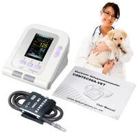 Vet monitor de presion arterial digital, Veterinaria / animal NIBP color LCD CE