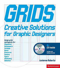 Grids: Creative Solutions for Graphic Designers , Editors at Rotovision, New