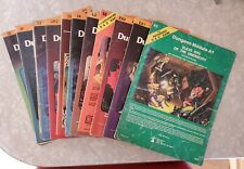 Original Dungeons and Dragons Module Lot Of 11