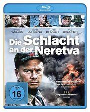 Die Schlacht an der Neretva - mit Yul Brynner, Orson Welles, Filmjuwelen BLU-RAY