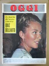 OGGI n°45 1965 Mina Mazzini Roy Smith Paola di Liegi Nino Benvenuti  [G801]