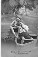 BG4782 boy and girl geburtstag birthday children  germany  greetings