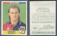 FIGURINA PANINI 1994//95-n.126 NEW GENOA MANICONE