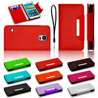 GorillaTech Luxury Magnetic Leather Flip Wallet Case Cover For Samsung Galaxy S5