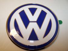 VOLKSWAGEN VW EMBLEM Trunk Hatch Boot Decal Beetle Chrome OEM Original  1 NEW