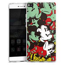 Huawei P8 Silikon Hülle Case - Mickey Muse