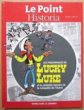 LES PERSONNAGES DE LUCKY LUKE HISTOIRE CONQUETE DE L OUEST HORS SERIE HISTORIA