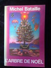 Michel Bataille: L'arbre de Noël/ Le Livre de Poche, 1975