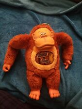 "vintage 1982 donkey kong 12"" plush antics"