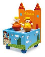 * Spiel Uhren Pilz NEU Schloss Mäuse Piraten Baby * Holz Uhr