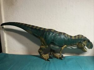 1997 Jurassic Park Lost World JP28 Bull T-Rex Dinosaur Sound - Works!