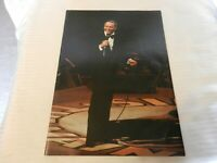 Frank Sinatra Concert Program Book 1982