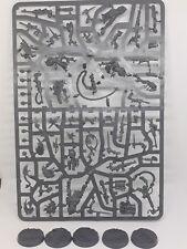 Necromunda Underhive 2017 Escher Gang (1 Spure with 5 models & Bases)