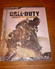Guide Officiel Call of duty advanced warfare VF Sous Blister