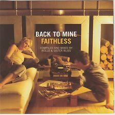 Back To Mine von Faithless