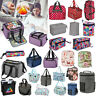 Crochet Hooks Yarn Storage Tote Bag Knitting Tool Accessory Carry Organizer Case