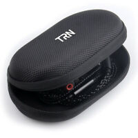 TRN Durable Oxford Fabric Dust-proof Earphone Headset Storage Box Container Gift