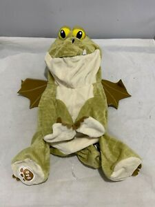 GRONCKLE HOW TO TRAIN YOUR DRAGON HTTYD LIMITED EDITION BUILD A BEAR RARE