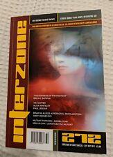 interzone sci fi magazine no 272 SF Adam Roberts Aldiss