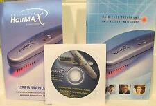 Lexington HairMAX Laser Comb HMI  V5.03 Hair Loss Prevention Growth w/ DVD