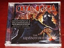Fatal Opera - The Eleventh Hour [New CD]