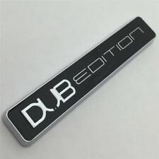 CHROME DUB EDITION Car Badge NEW For VW GOLF GTI TDI POLO LUPO PASSAT CADDY T4 5