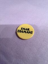 Jeton De Caddie Chariot Email Diamant - 03042015