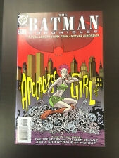BATMAN CHRONICLES (2000) #21 (DC Comics) Nice Shape-BENDIS!