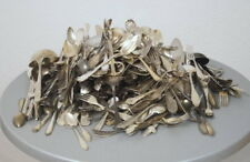 Konvolut versilbertes Besteck Silberschrott  Schmelzsilber 26 Kilo 90er 100er