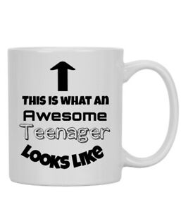 Teenager MUG gift, WITH GIFT BOX unique gift for son daughter boyfriend