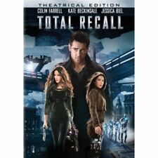 Total Recall  -  2012 Re Make - Colin Farrell, Kate Beckinsdale -  Region 2