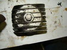 1975 honda cb550 cb 550 hm132 oil filter cover