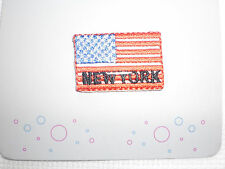 ECUSSON  DRAPEAU NEW YORK THERMOCOLLANT