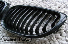 CARBON CARBON FRONT GRILL FRONT GRILLE SET BMW E60 E61 5 series M5-LOOK new