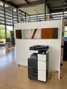 Konica Minolta bizhub C224e A3-A5 Farb- Drucker, Kopierer, Scanner