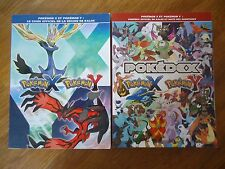 LOT GUIDE OFFICIEL POKEMON X POKEMON Y POKEDEX REGION KALOS NINTENDO DS 3DS FR