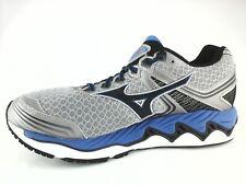 EUC $140 MIZUNO WAVE PARADOX 2 Mens SNEAKERS Shoes Gray/Blue US 13 EU 47 NICE **