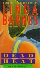 Dead Heat by Linda Barnes (1995, Paperback) ~GOOD to VG CONDITION
