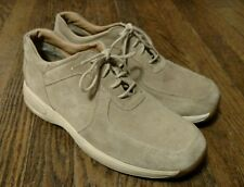 Men's Bata Air Tan Leather Running Shoes Size 10.5 -11