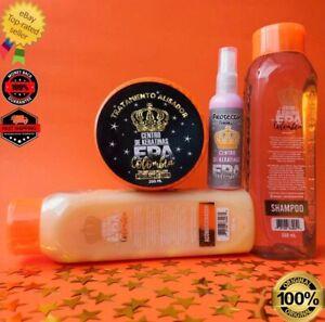 EPA COLOMBIA KERATINA BOTOX - para cabello maltratado,quebrado y tinturado