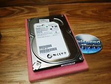 Dell Inspiron 560/560s - 500GB SATA Festplatte-Windows 7 Ultimate 64 Bit