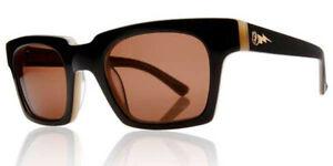 Electric Visual Sunglasses Bunsen Stone Grey Bronze ES10639002 Loveless Square