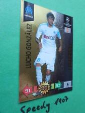 Champions League 2010 2011 Gonzalez Champion Panini Adrenalyn Limited