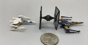 Star Wars The Force Réveil Micro Machines X-Wing Chien Fight Ensemble De 3, 2015