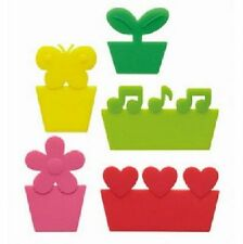 Divider Lunch Box Silicone Food  Bento kawaii Lunch Box Accessories 5 pcs