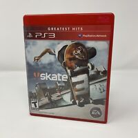 Skate 3 Greatest Hits Sony PlayStation 3 PS3 Game Complete With Manual Tested