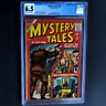 MYSTERY TALES #53 (Atlas 1957) 💥 CGC 6.5 💥 ONLY 20 IN CENSUS! Bill Everett Cvr